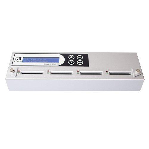 U-Reach CF904S Silver Standard Intelligent 1-3 Target Compact Flash Memory Duplicator