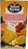 Hawaiian Value Pack Kauai Kookies Guava Macadamia Cookies 4 Boxes