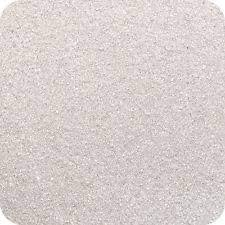 White Decorative Vase Filler Sand, Wedding Decoration, Arts and Craft Sand, (White) ()