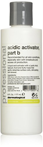 Dermalogica Acidic Activator Part B Skin Exfoliant System, 6 Ounce