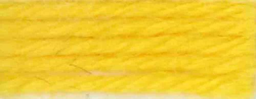 Tapestry Art In Wool - DMC 486-7726 Tapestry and Embroidery Wool, 8.8-Yard, Dark Yellow
