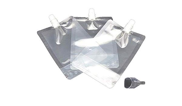 3 bolsas de contrabando de 400 ml para prebeber, para ...