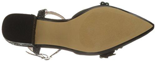 Betsey Johnson Femmes Ettah Robe Sandale Noir