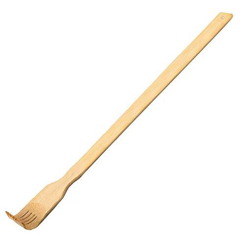 RENOOK Back Scratcher, Bamboo Wood Back Scratcher Massager, 17