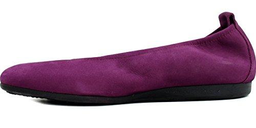 Arche Lauis Nubuck Ballett Flat I Elixir, Størrelse 39 Eu