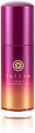 Facial Treatments: Tatcha Violet-C Brightening Serum