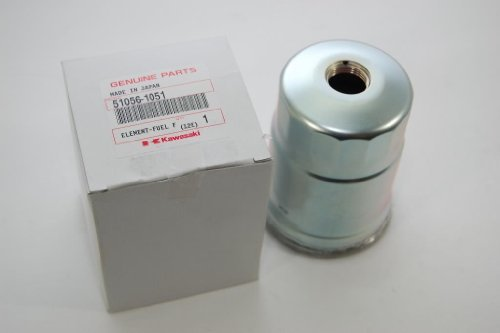 (Kawasaki OEM Mule 3010 4010 2510 Diesel Fuel Filter 51056-1051)