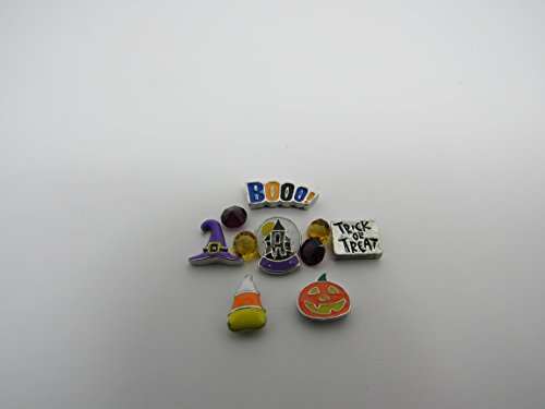 Halloween Boo! Floating Charm Package