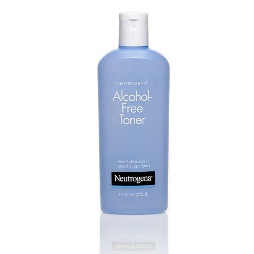Neutrogena Alcohol Free Toner 8 5 PACK