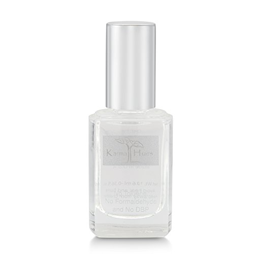 Karma Organic Gel Finish Top Coat Long Lasting Beauty Shine Manicure Non-Toxic Vegan & Cruelty-Free