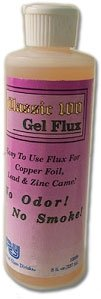 Stellar Technical 21-100-22 Classic 100 Gel Flux - 8 (Solder Copper Foil)