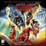 Justice League: The Flashpoint Paradox, limited-edition CD