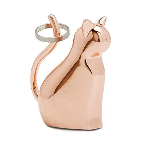 Umbra Anigram Cat Ring Holder for Jewelry, ()