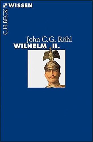 Descargar Libros Ingles Wilhelm Ii Libro Patria PDF