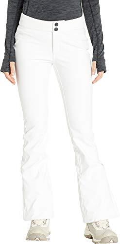 Obermeyer Women's The Bond Pants White 18 - Ski 18 Womens Pants Size