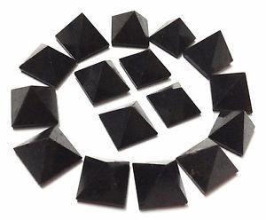 CRYSTALMIRACLE Tourmaline Gemstone protective Deflector