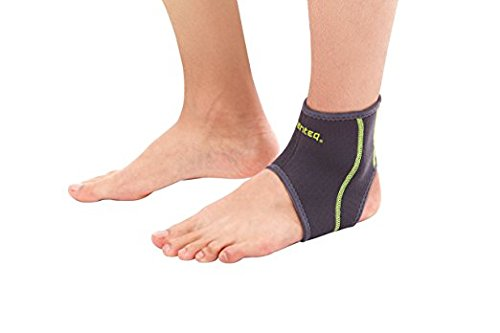 SENTEQ Compression Ankle Brace – Medical Grade and FDA Approved. Provides Support and Pain Relief for Sprains, Strains, Arthritis and Torn Tendons in …