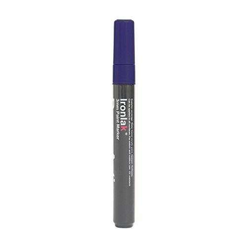 Ironlak Pump Action Paint Marker, Yankee, 3mm (Yankee Pump)