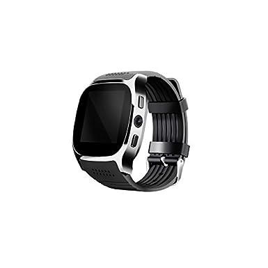urninaueu actividad Tracker, Fitness Tracker pulsera de reloj inteligente Smart banda remoto de la cámara