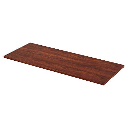 Lorell 59634 Active Office Table Top, Cherry,Laminated