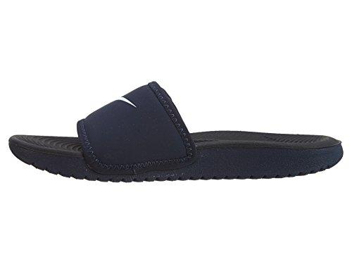 De ps blanc Chaussures Kawa Bleu Plage Slide Nike Garçon gs Et Foncé Piscine tXwq7