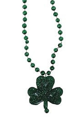 St Patrick's, Green Beads with 1
