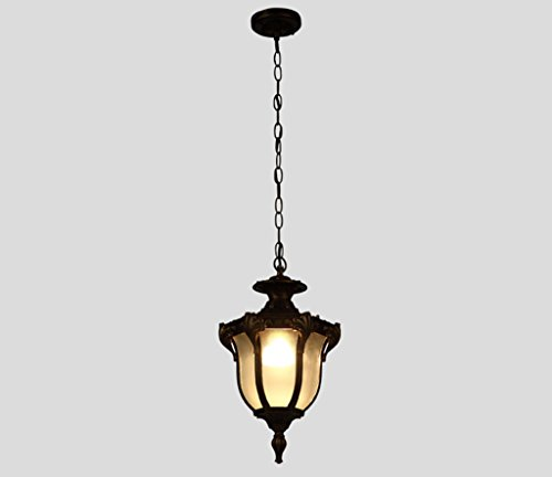 Extra Large Outdoor Pendant Light in US - 9