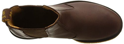 Dr. Martens 2976 Greasy Last 84 Plain, Damen Chelsea Boots, Braun (Brown), 39 EU