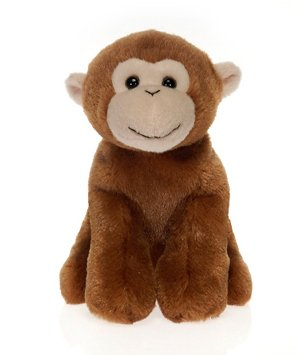 DDI 973368 Lil Buddies - 6 in. Marley Bb Monkey -Pack of 24