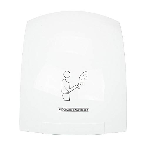 JDM Auto Lights Household Hotel Automatic Infared Sensor Hand Dryer Bathroom Hands Drying Device