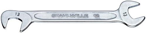Stahlwille 40461616 12a Kleine Doppelmaulschl/üssel Electric 1//4 Zoll