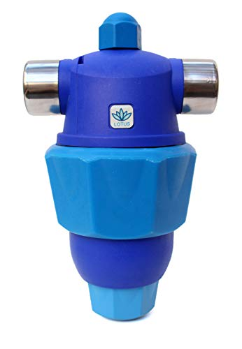Hardless NG Lotus Whole House Water Filter and Water Conditioner, Salt Free, Better Tasting, Cleaner Water, Easy to Install and Maintain (Whole House Water Filter Or Water Softener)