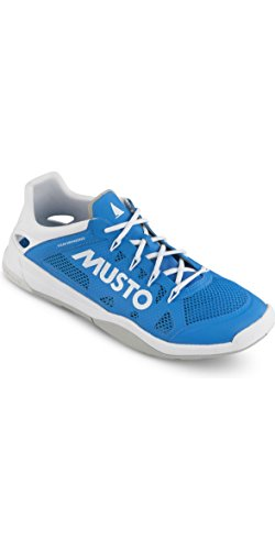 Musto Dynamic Pro Ii Sailing Yachting and Dinghy Shoes Brilliant Blue - Unisex - Your Footwear Needs to Keep pace (Best Shoes For Dinghy Sailing)