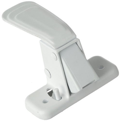 Wright Products V444ISWH HEAVY DUTY INSIDE LATCH, WHITE