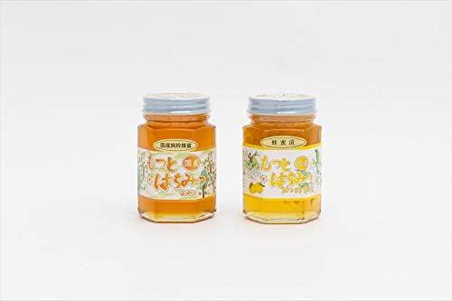 【国産純粋ハチミツ・養蜂園直送】山蜂蜜 柚子蜂蜜漬 各180g