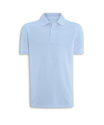 Alexandra stc-nm168pb-xl Portwest Herren Polo Shirt, Uni, 60% Baumwolle/40% Polyester, Größe: X-Large, Hellblau