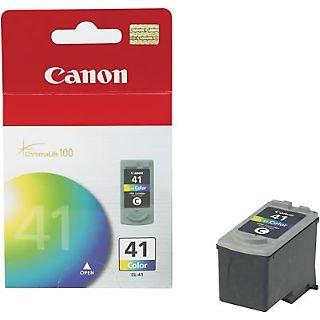 Canon 0617b002 Cl 41 Color (Canon® CL-41 Tri-Color Ink Cartridge)