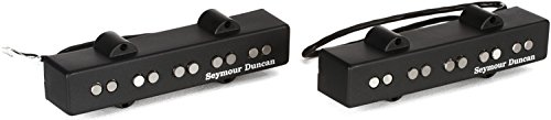 Seymour Duncan Apollo Jazz Bass Pickup - 5-String Set 70/74 Millimeters