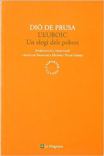 Descargas de libros electrónicos para iphone Euboic (CLÀSSICS GRÈCIA I RO) en español PDF PDB