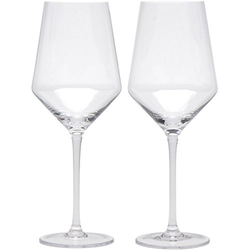 Top 5 Best White Wine Crystal Glasses For Sale 2017 Best