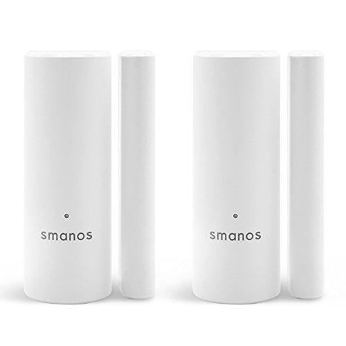Wireless Door and Window Sensors for Smanos K1 Smart Home DI