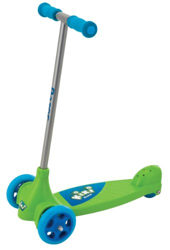 Razor Jr. Kixi Kix Scooter - Green