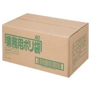 日本サニパック 10枚 90L 半透明 N-94 ポリゴミ袋 B07PGDN8T7