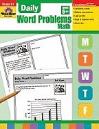 Download Daily Word Problems, Grade 6 [PB,2001] PDF