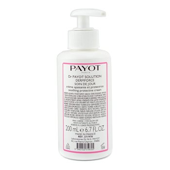 Payot - Dr Payot Solution Dermforce Soin De Jour Soothing Protective Cream -50ml/1.6oz Jason C-Effects Super-C Toner, 6 Ounce