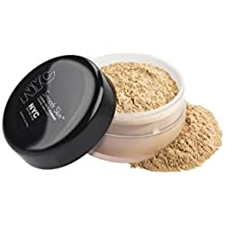 N.Y.C. New York Color Smooth Skin Loose Face Powder, Naturally Beige, 0.7 Ounce
