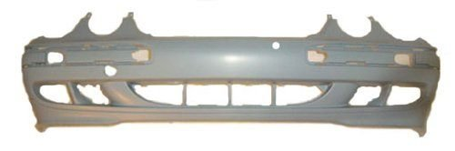 OE Replacement Mercedes-Benz E320/E430 Front Bumper Cover (Partslink Number (Mercedes Benz Bumper Cover)