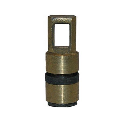 LASCO 04-7235 Toilet Ballcock Repair Brass Plunger Assembly for American Standard