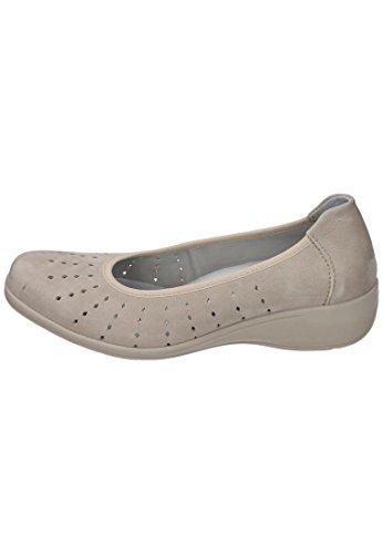 Damen slipper Beige 942189 Comfortabel 8 P0Bqq6