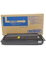 متوافق مع Kyocera TK475 FS-6025/6030/6525/6530 خرطوشة حبر أسود (إنتاجية 15000 صفحة) TK-475